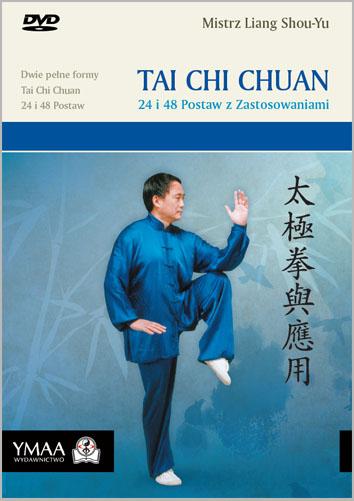 Tai Chi 24 i 48 Postaw - DVD, Liang Shou-Yu