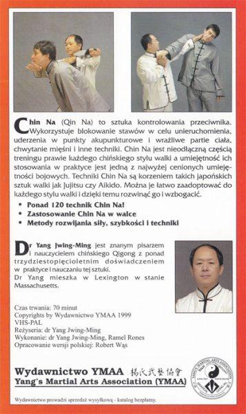 Analiza Shaolin Chin Na – wideo 2