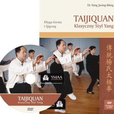 Taijiquan Klasyczny Styl Yang - książka+DVD