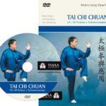 Tai Chi Chuan 24 i 48 Postaw – książka+DVD
